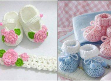 Yenidoğan Bebek Patik Örnekleri