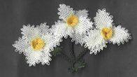 Yapımı Kolay Kabak Çiçeği İğne Oyaları
