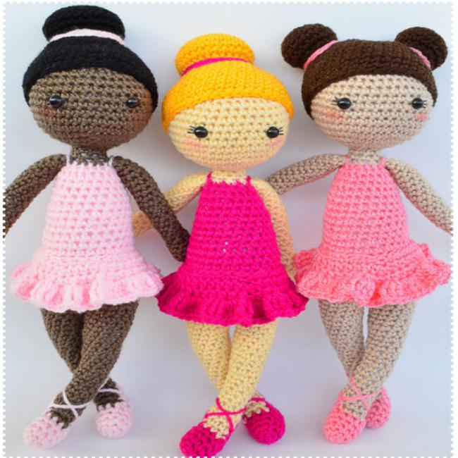 Amigurumi oyuncak bebek yapımı anlatımlı modelleri | Amigurumi ... | 650x650