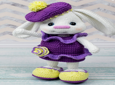 Amigurumi Kolay Tavşan Yapımı