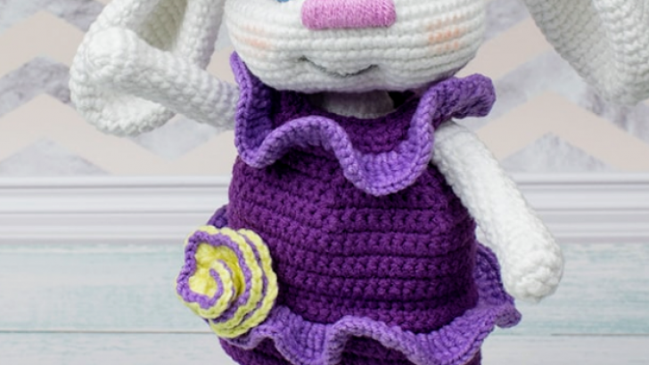 Amigurumi Tavşan Yapımı - Amigurumi Tavşan Modelleri | 410x728