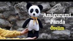 Amigurumi Panda Ayı Yapımı