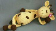 Amigurumi Sevimli Zürafa Yapılışı