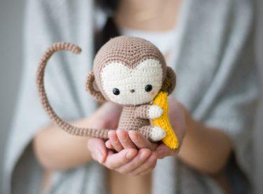 Amigurumi Örgü Maymun Yapımı