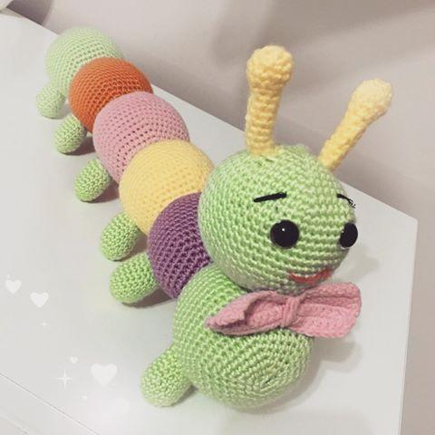 Amigurumi Crochet Oyuncak Kuzu Free Pattern Yapılışı | 480x480