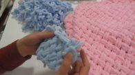 Pofidik Battaniye Yapılışı