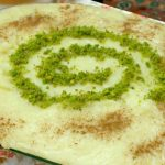 Peynirli Helva Tatlısı