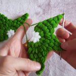 Yaprak Görünümlü Çeyizlik Lif Modeli