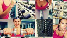 2 Haftada 10 Kilo Verdiren Egzersizler