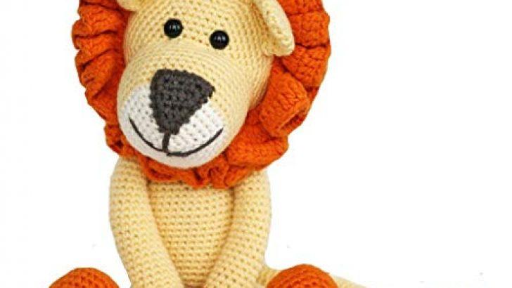Amigurumi Cute Lion Crochet Pattern By HavvaDesigns© No.1 Crochet ... | 410x728