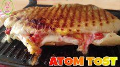 Atom Tost Tarifi