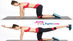 Bacak Ve Kalça İncelten Egzersiz Hareketleri 2019