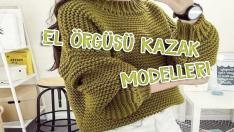 El Örgüsü Kazak Modelleri