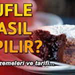 Evde Sufle Nasıl Yapılır - Çikolatalı Sufle Tarifi