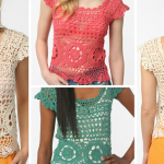 rengarenk bluz modelleri