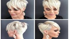 2019 Kısa Kesim Saç Modelleri
