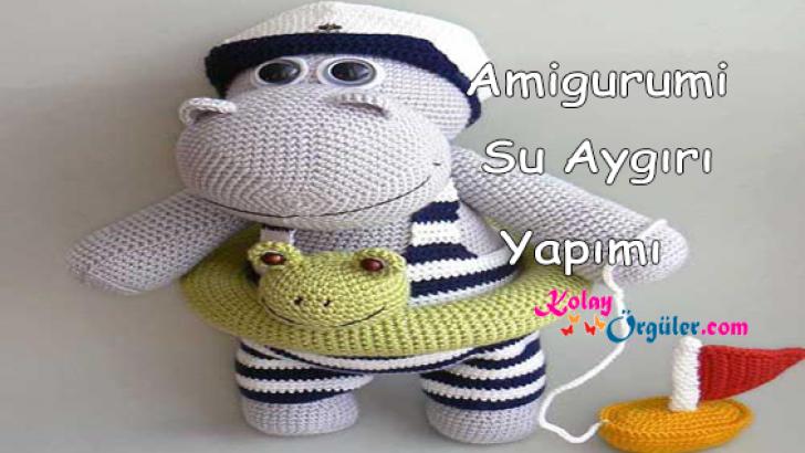 Amigurumi bebek ve resimli açıklamalı yapımı - 10marifet.org | 410x728