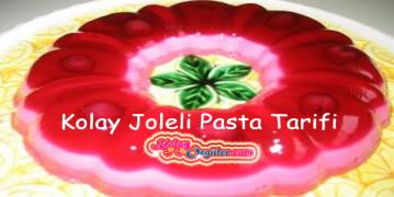 Kolay Jöleli Pasta Tarifi