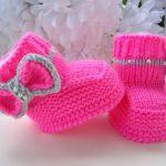 Pembe Bebek Patik Modelleri