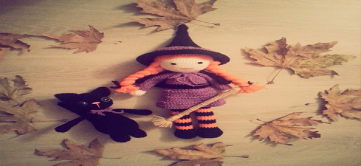 Amigurumi Cadı Yapılışı