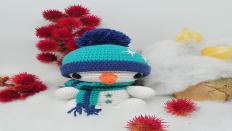 Amigurumi Kardan Adam Yapılışı