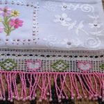 Kurtçuk havlu kenarı yapımı