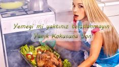 Yanmış Yemeği Kurtarma Yöntemleri