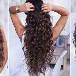 doğal dalgalı saç şekilleri