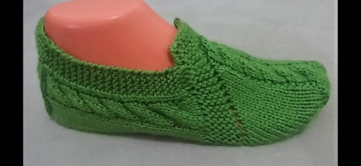 İki Şiş Patik Modeli