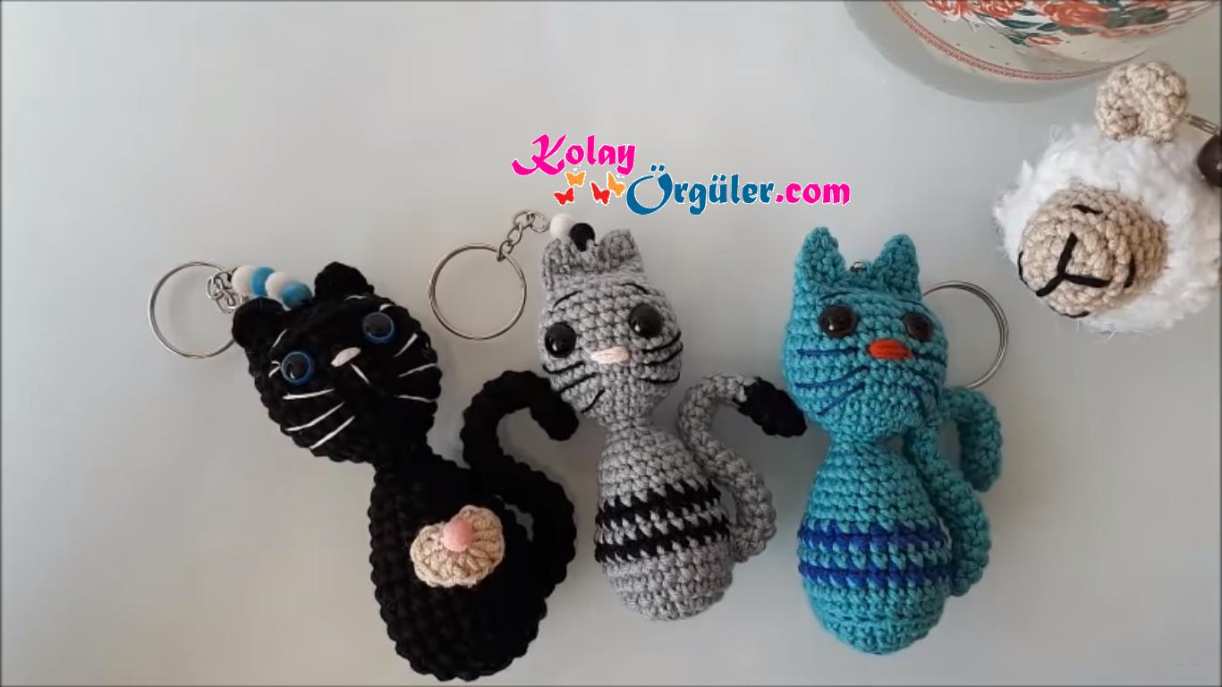 Amigurumi ile Kedi Yapımı - Emekce.com Amigurumi | 768x1366