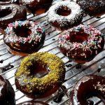 çikolatalı soslu donut tarifi