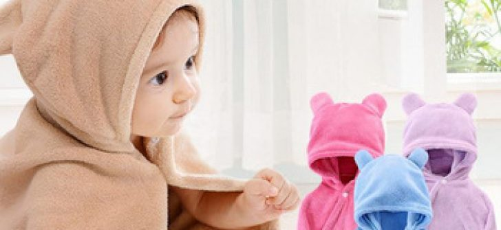 Yeni Doğan Bebek Havlusu