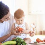 Emziren Anne Diyetinde Öğle Yemeği