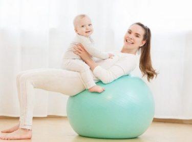 Emziren Anneler Egzersiz Yapmalı Mı?