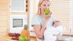 Emziren Anneler İçin Beslenme Önerileri