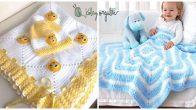Bebek Battaniye Modelleri ve Yapılışları