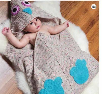 Bebek Battaniye Modelleri ve Yapılışları 2020