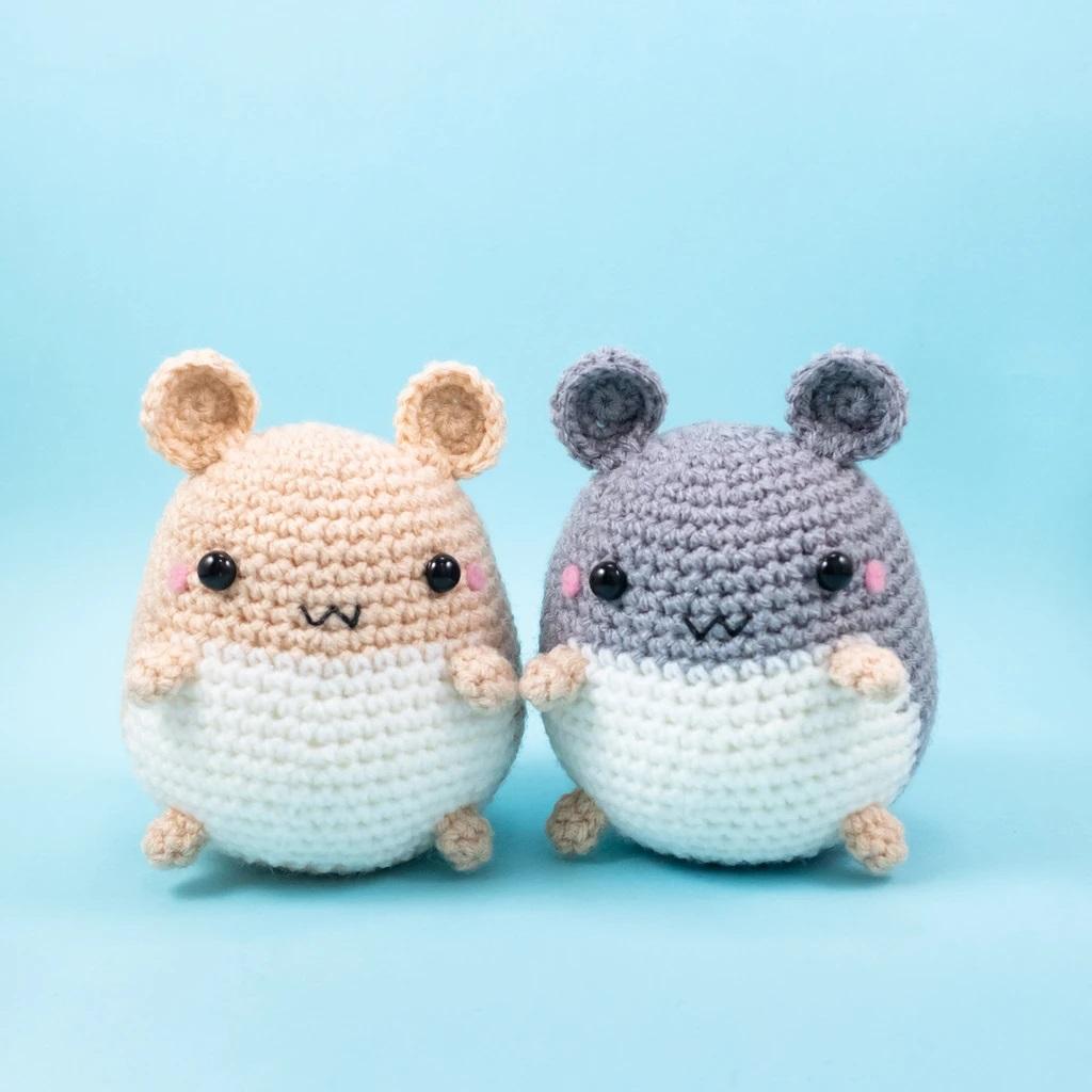 Amigurumi Hamster