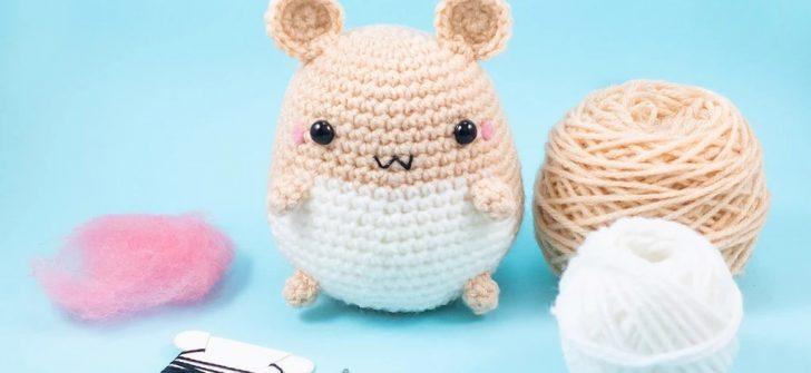 Amigurumi Hamster Yapımı