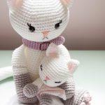Kedi Modeli Amigurumi