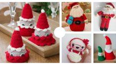 Amigurumi  Noel Baba Yapılışı