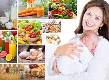 Emziren Annenin Beslenmesi