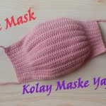 Çok Kolay Maske Yapılışı