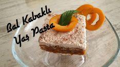 Cevizli Bal Kabaklı Yaş Pasta Tarifi