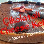 Çikolatalı Cheesecake (Japon Pastası)