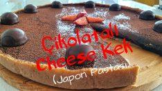 Çikolatalı Cheese Kek (Japon Pastası)