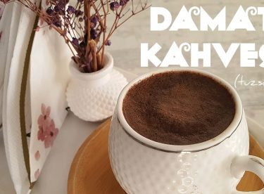 Damat Kahvesi(Tuzsuz) Çikolatalı