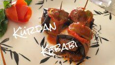 Kürdan Kebabı (Ev Usulü Patlıcan Kebabı)