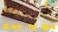 Ev Usulü Kolay Yaş Pasta Tarifi