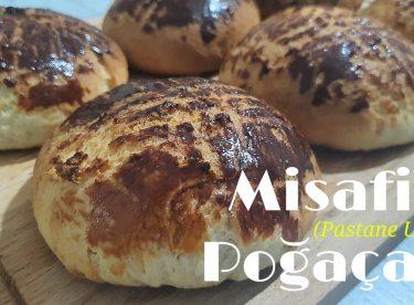 Misafir Poğaçası (Pastane Usülü)